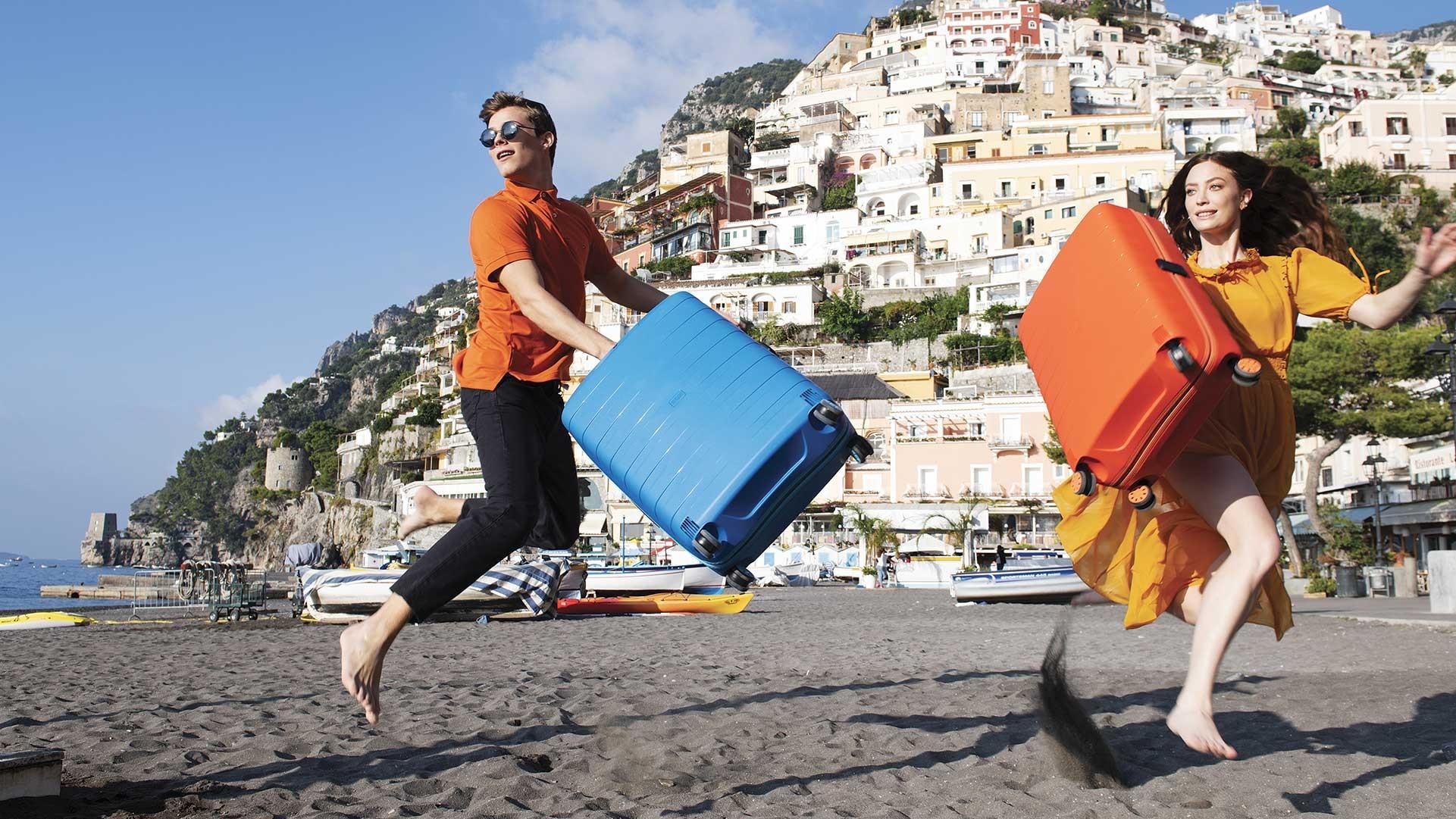 Roncato bőröndök